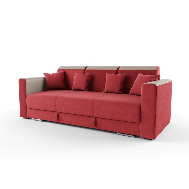 canapea sofa 3D model