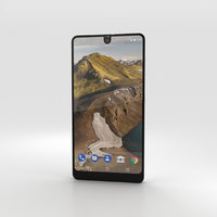 3D essential phone pure model