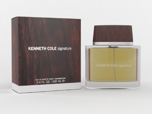 3D kenneth cole signature