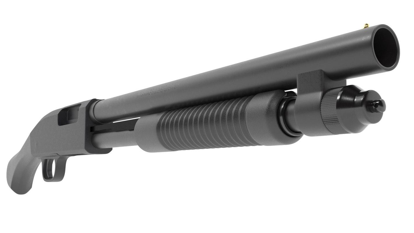 shotgun mossberg 590 shockwave model
