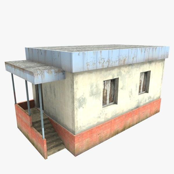 shop cis boutique 3D model