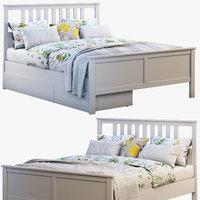 Ikea Hemnes bed 4