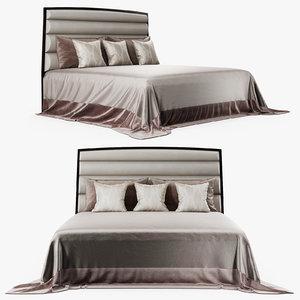 3D balbianello bed promemoria -