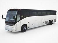 3D 2015 mci j4500 highway model