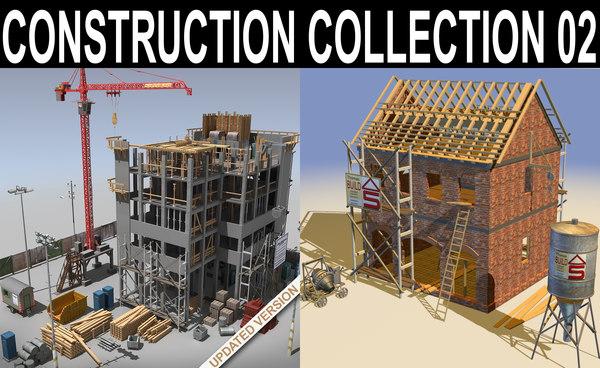 3D construction 2