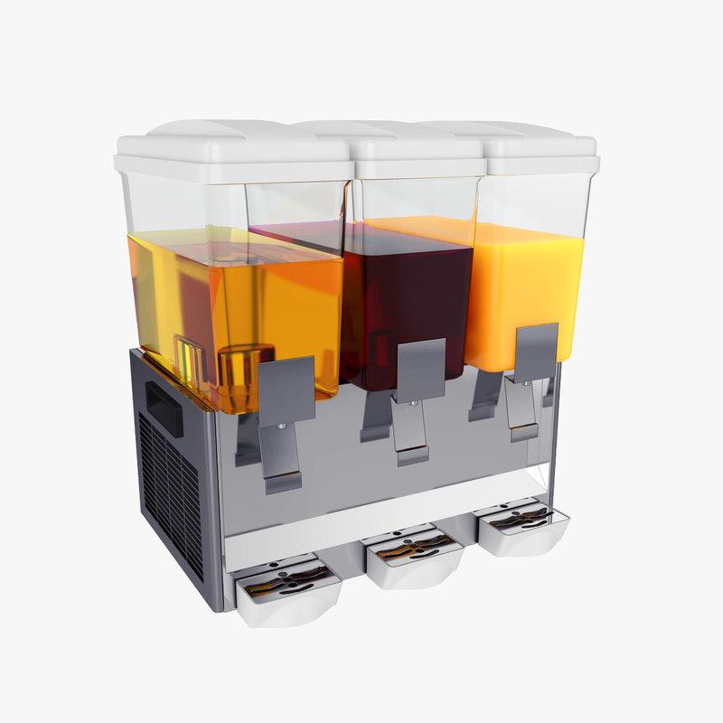 juice ice 3D model