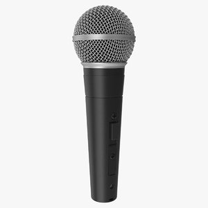 max microphone sm 58