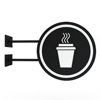 Coffe sign