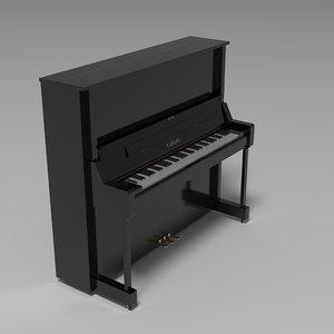 acoustic piano model