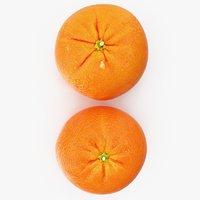 mandarin 01-02 3D model