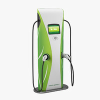 Electric Vehicle Charging Station 6