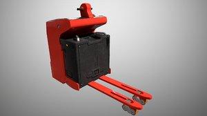 pallet truck 3D