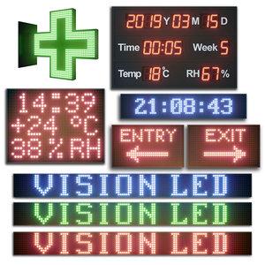 led display modules set model