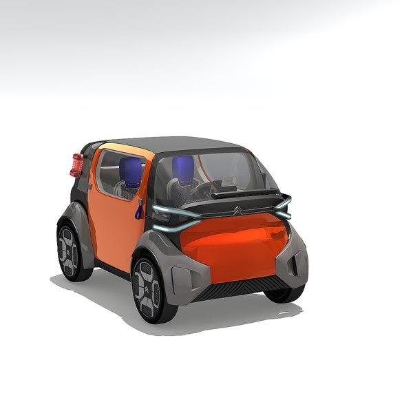 concept doors 3D model