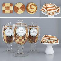 cookie jar 3D