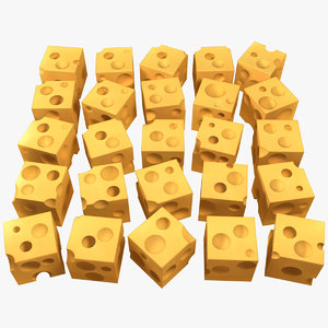 3d cheese printing stl