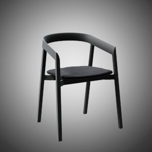 3D dining chair mornington