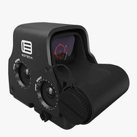 3D eotech exps3 scope