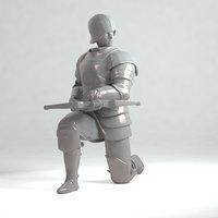 3D crossbowman printing