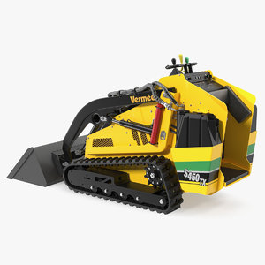 mini loader vermeer s450tx model
