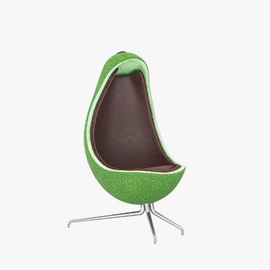 avocado chair model