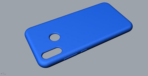 3D huawei p20 lite case