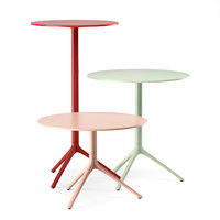 elliot table pedrali 3D model