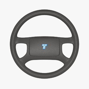 3D tofas steering wheel