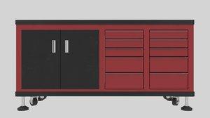 workshop trolley model