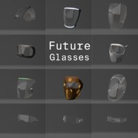 11 in 1 - Futuristic Goggles