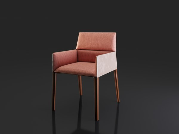 3D chic chair