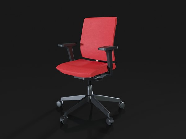 xenon chairs 3D model