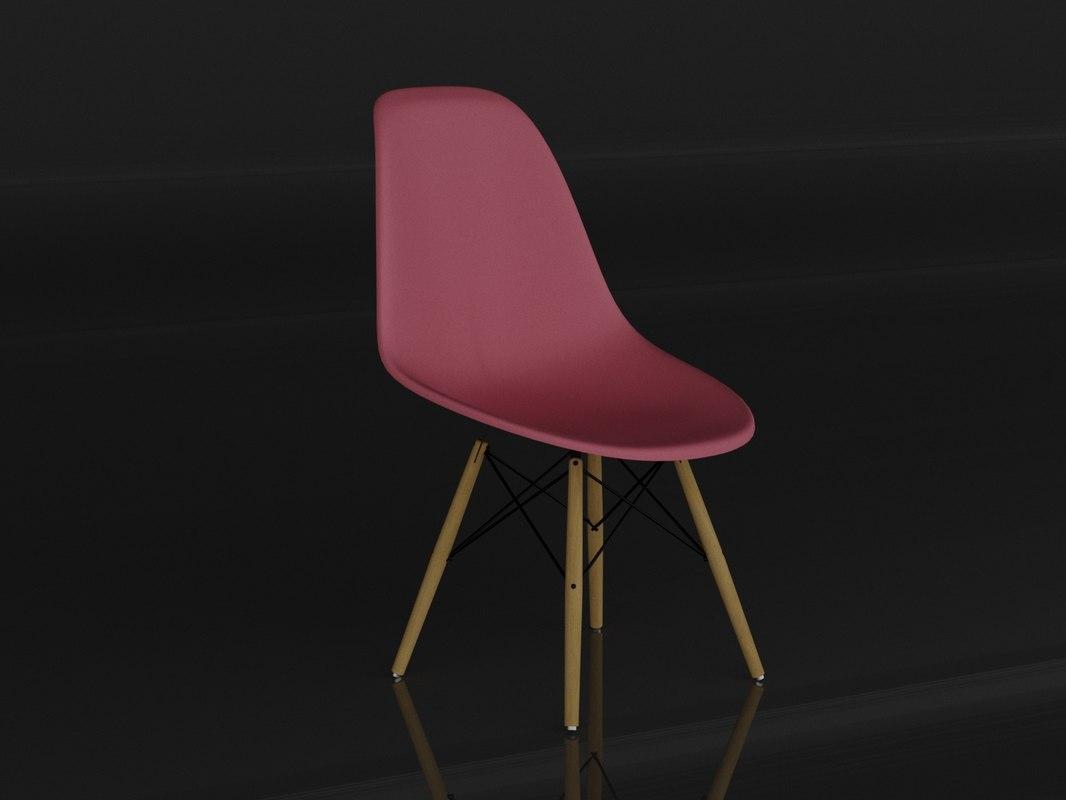 3D Model Sklum Chair Ims