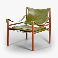 Arne Norell Sirocco Safari Chair