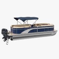 Pontoon Boat Bennington SX25