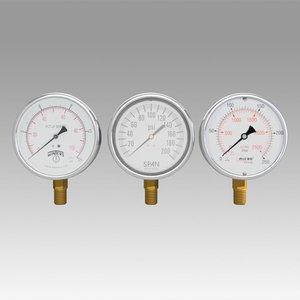 gauge pressure model