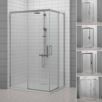 3D cabin showers radaway idea
