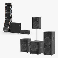 Concert Speakers Collection