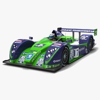pescarolo courage c60 03 3D model