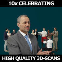 10x Scanned Celebrating Business People Vol01 Collection Gobotree