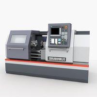 CNC machine tool 2