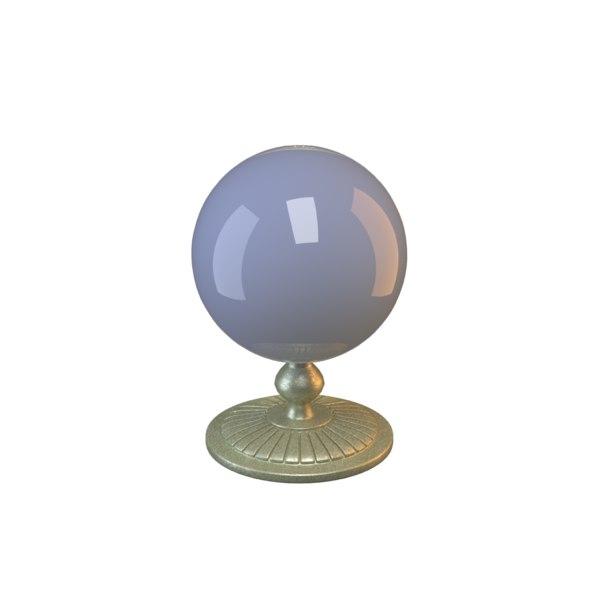 3D magic sphere