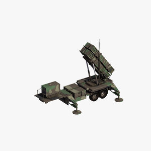 patriot missile model