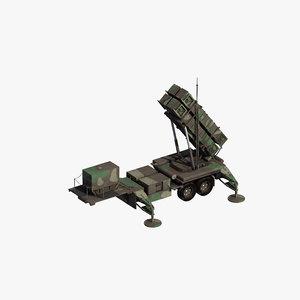 patriot missile model