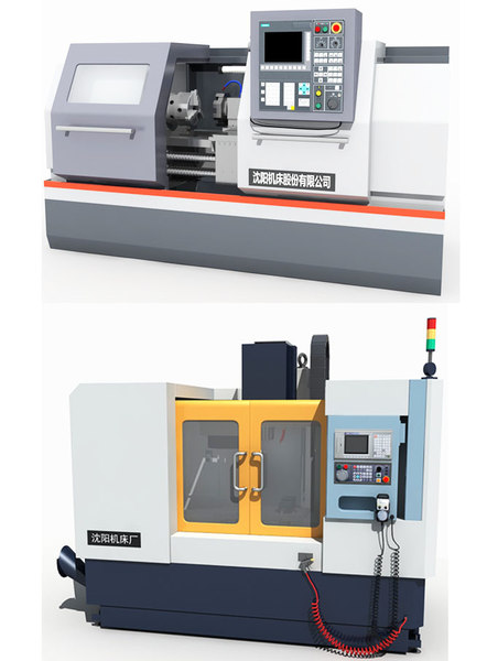 3D cnc machine tools