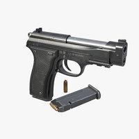 Pistol 9mm