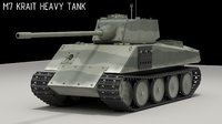 M7 Krait Heavy Tank