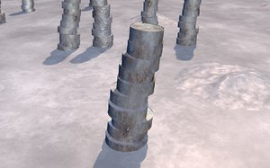 3D abstract structure design