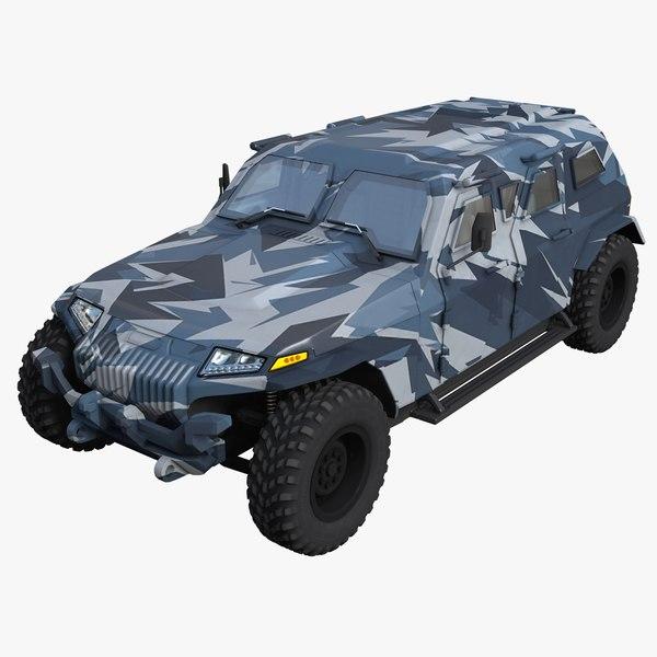 3D engine cars
