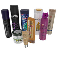 Cosmetics for beauty salon